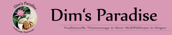 Logo Dim's Paradise
